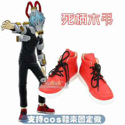 My Hero Academia Shigaraki Tomura cosplay shoes costom made Halloween