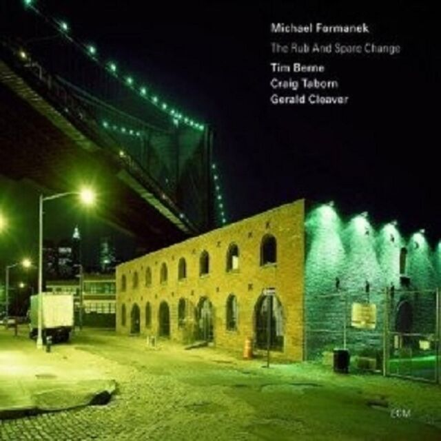 "MICHAEL FORMANEK ""THE RUB AND SPARE CHANGE"" CD NEU"