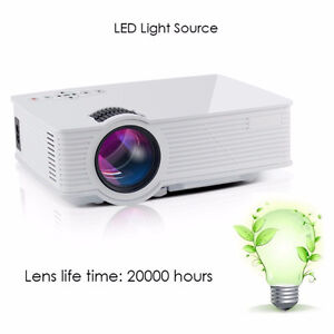 Home MINI LCD PROJECTOR