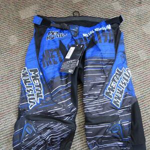 Answer Metal Mulisha MX Motocross Dirt Bike Pants,