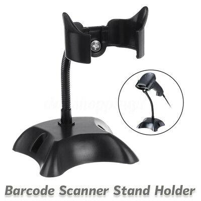 Barcode Scanner Stand Holder For Pos Reader Symbol Label Laser Code Black Iro W