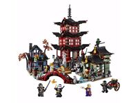 New Lepin 06022 (Lego 70751) Ninjago Temple of Airjitzu Set XMAS gift