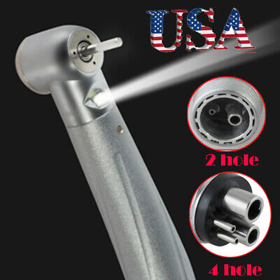 24 Hole Dental E-generator Fiber Led Standard Turbine High Speed Handpiece Sale