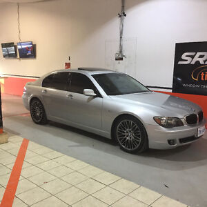BMW 750i LOW KMS luxury M sport package