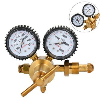 Nitrogen Regulator T-handle 0-600psi Delivery Pressure Cga580 Inlet Connection