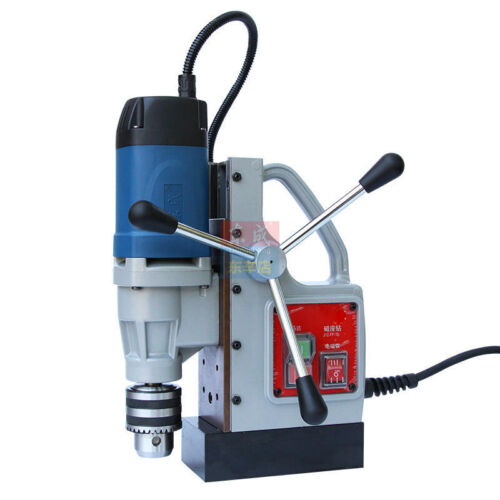 220V Electric Magnetic Drill For Metal  Magnetic Drill (1 Pc TCT Annular Cutter)