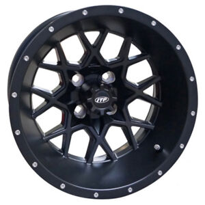 30% OFF CAN AM ITP HURRICANE RIMS @ HFX MOTORSPORTS