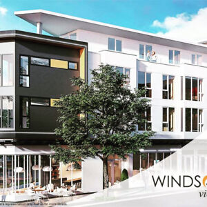 * 2 BED + DEN! WINDSOR VIEWS! UPSCALE HOMES IN VANCOUVER*
