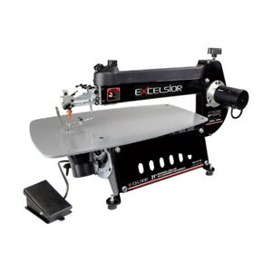 """Wanted: : : : Excelsior Professional 21"""" ScrollSaw"""