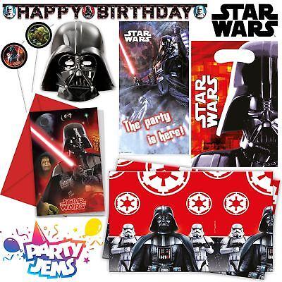 Star Wars Final Battle Party Children's Birthday Tableware Decorations - Star Wars Birthday Decorations
