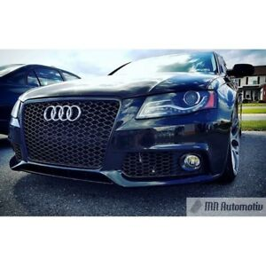 Grille Audi A4 S4 B8 209-2012 Honeycomb RS4