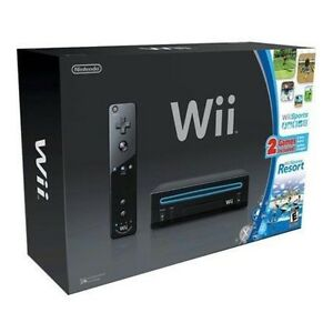 Wii game console and Accessories
