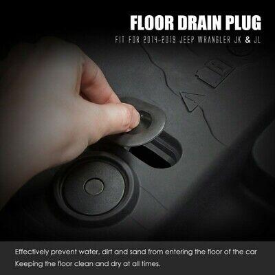 4 Teile Oval Boden Pfanne Ablaßschraube for Jeep Wrangler JK Jl 20142020