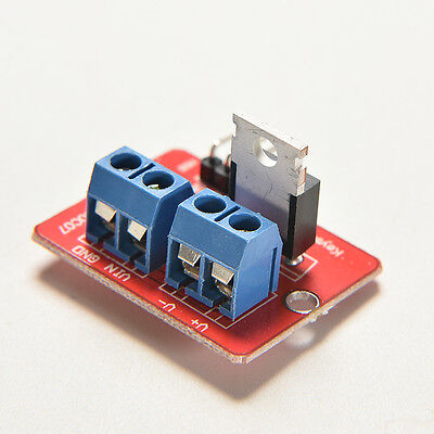 Mosfet Button Irf520 Mosfet Driver Module For Arduino Arm Raspberry Pi New Wh2