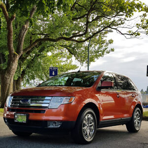 2007 FORD EDGE AWD SEL - now only 4'499.-