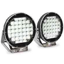 LED Driving Lights - 185W Black CREE Round Spotlights Osborne Park Stirling Area Preview