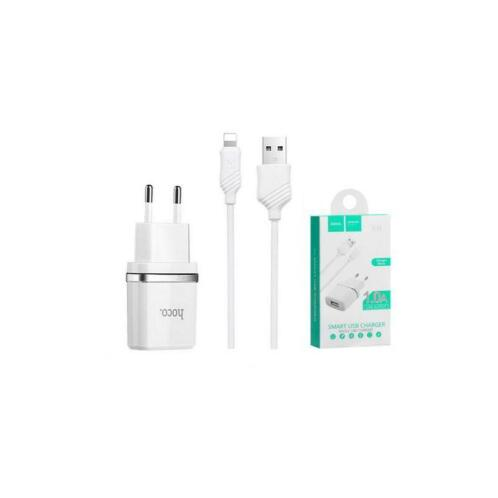Hoco Premium Lightning 1.0A lader adapter voor Apple iPho...