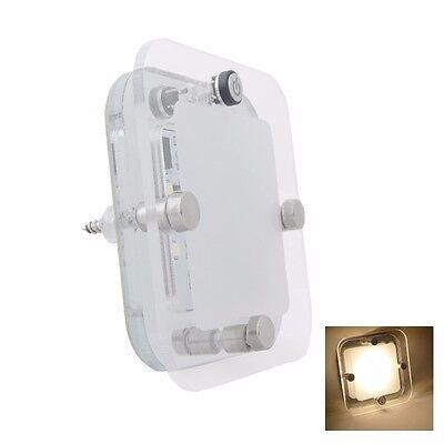 12V Warmweiß LED Deckenleuchten Küchenlampen Schalter Auto/Wohnmobil Wohnwagen