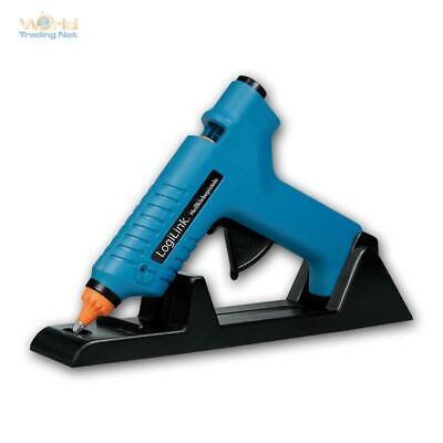 Pistola Adhesivo Caliente 80W, Pegamento Inalámbrico, Klebegerät Sin Cable