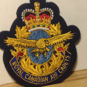 Vintage Royal Canadian Air Cadets Patch