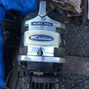 50HP Mercury outboard short shaft