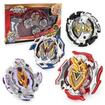 Hot Sale Beyblade 4 in 1 Metal Fusion Spinning Top for Kids/baby Christmas Gift - Beyblade Baby