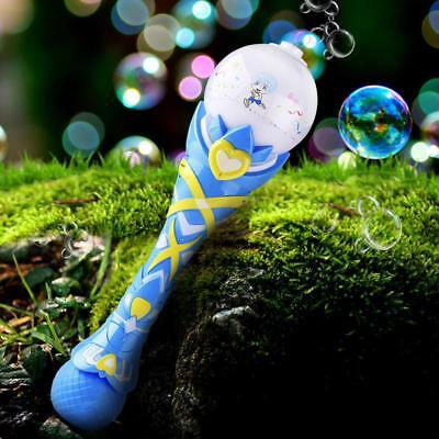 Magic Bubble Wand Stick Bubble Blower Maker Machine Liquid Kids Xmas Gifts Toys (Bubble Machine Liquid)