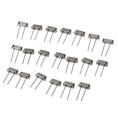 20x 16mhz Crystal Oscillators Hc49s Quartz Low Profile Rc Pi Arduino Pro 16.000