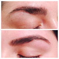Professional eyebrow threading over 5 years experience