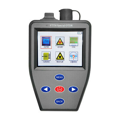 Handheld Ftth Special Otdr Optical Time Domain Reflectometer Vfl Sls Opm 1550nm