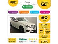 Mercedes-Benz C220 AMG Sport Plus FROM £62 PER WEEK!