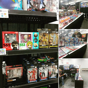 Toys and Collectibles
