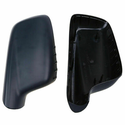Passenger Driver Side Mirror Covers Fit BMW 3/7 Series 1999-2006 E46 E65/66/67