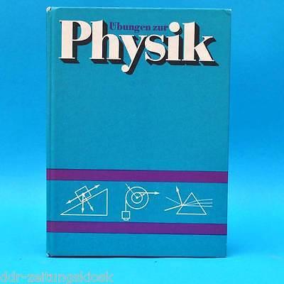 DDR Schulbuch Übungen zur Physik Beiheft Ingenieure | EA 1976 | Fachbuchverlag
