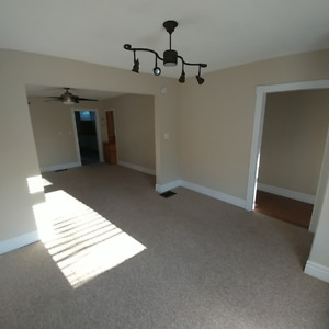 ** 3 bedroom home with 2 bathrms -AVAILABLE NOW **