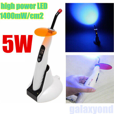 Dental Curing Light Lamp Led.b Wireless Cordless Woodpecker Style 1400mwcm2