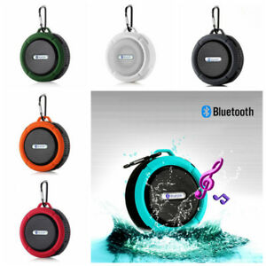Waterproof Bluetooth Speaker Mini Wireless Shower Radio Handsfre