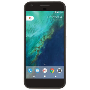 Google Pixel - 128GB - Quite Black (Rogers Wireless) Smartphone