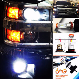 Philips Lumiled LED for GMC Sierra Truck High Country