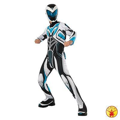 IAL Lizenz Kinder Kostüm Max Steel mit Maske Karneval Fashing