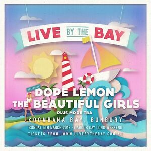 LIVE BY THE BAY TICKET Success Cockburn Area Preview