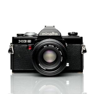Minolta XG9 35mm Film Camera | MD 50mm F2