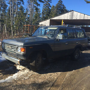 Toyota Land Cruiser Diesels (total of 3 LC's)