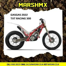 Gas Gas TXT 300 Racing 2022 Model - Nil Deposit Finance Available