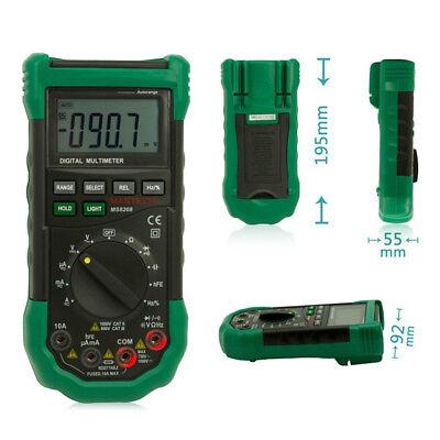 New Ms8268 Multimeter Professional 5 In 1 Digital Multimeter Electrical Tester