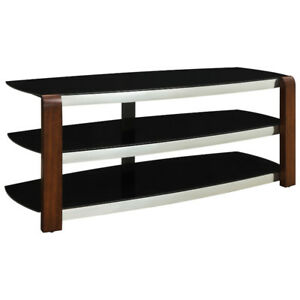 Whalen  Contemporary 60in TV Stand - Black- NEW IN BOX