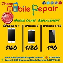 Cheapest iPhone Screen Replacement Sydney Galaxy S6 Edge Rep...