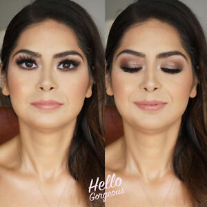 Professional Makeup Artist and Hairstylist Stratford Kitchener Area image 1