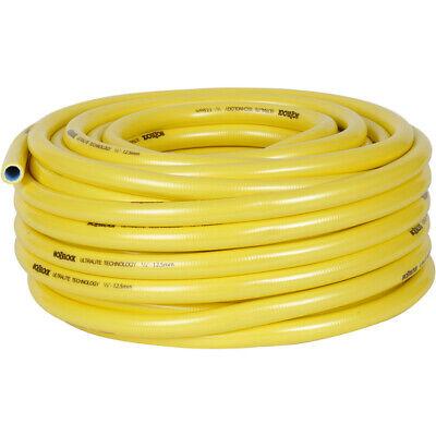 Hozelock Super Tricoflex Ultimate Yellow Hose 25m x 19mm