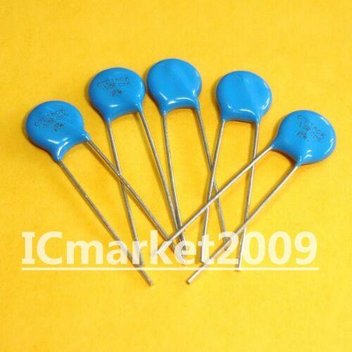 100 PCS 07D180K DIP-2 Metal Oxide Varistor resistor NEW
